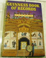 Buku Guinness Book Of Record tahun 1973