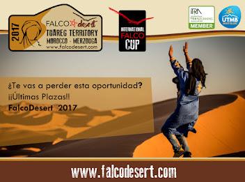 Falco Desert 2017