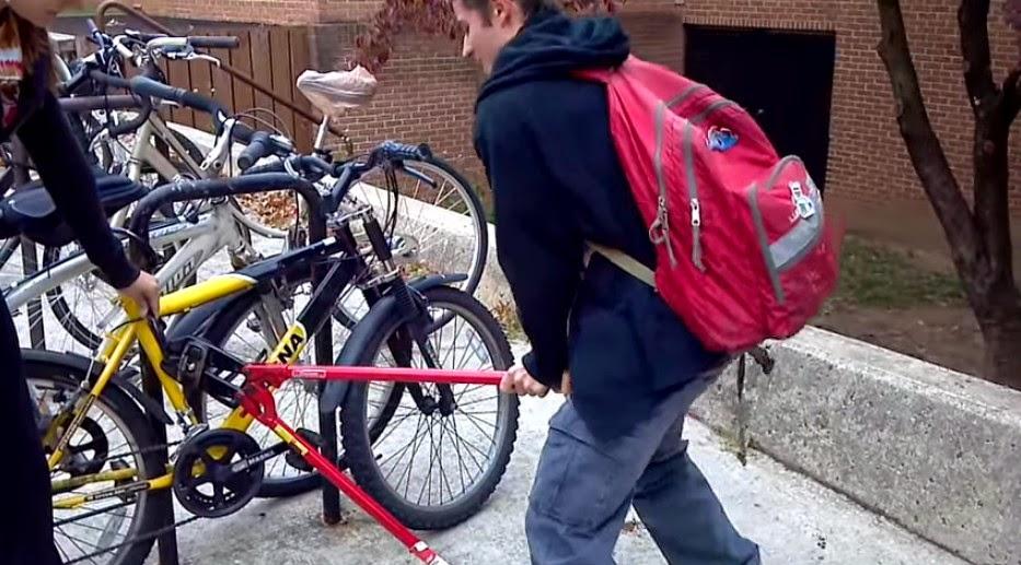 Bike Chain Locks c Lock Your Bike in a Tight