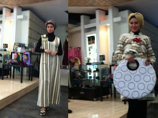 Busana Muslim Indonesia Hadir Di Paris