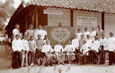 Sejarah Pendidikan Pada Masa Hindia Belanda