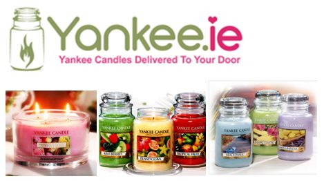 Official Yankee Candles Cheaper Online!