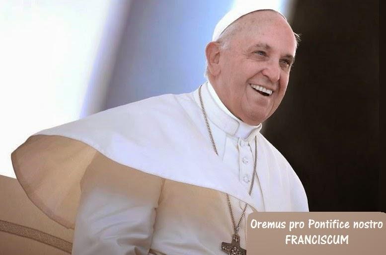 Oración por el Papa / Oremus pro Pontifice nostro Franciscum