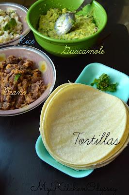 vegetarian burrito recipe1