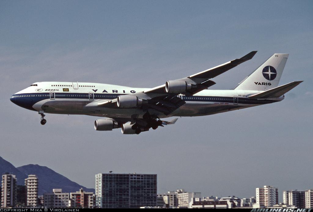 Poste a Foto de Sua Aeronave Favorita B747+-+PP-VPH+2