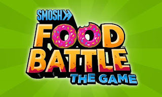 Screenshots of the Smosh Food battle The game for Android tablet, phone.