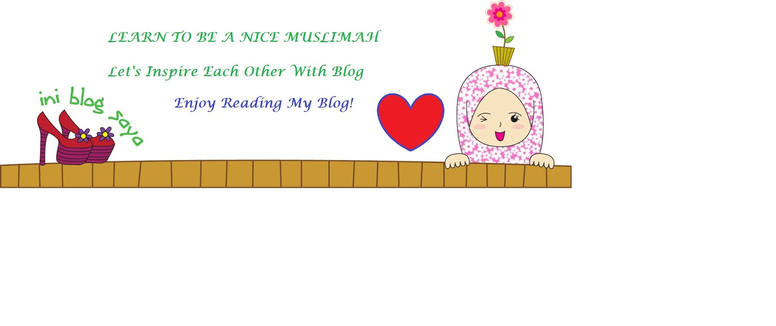 Rachmah Dewi -- Learn to be a Nice Muslimah