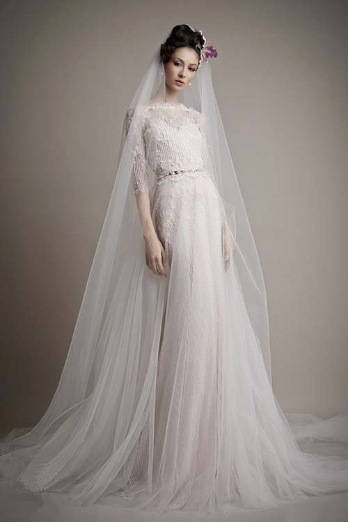 2015 Spring wedding dresses collection by Ersa Atelier