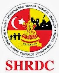 Jawatan Kerja Kosong Selangor Human Resource Development Centre (SHRDC) logo www.ohjob.info november 2014