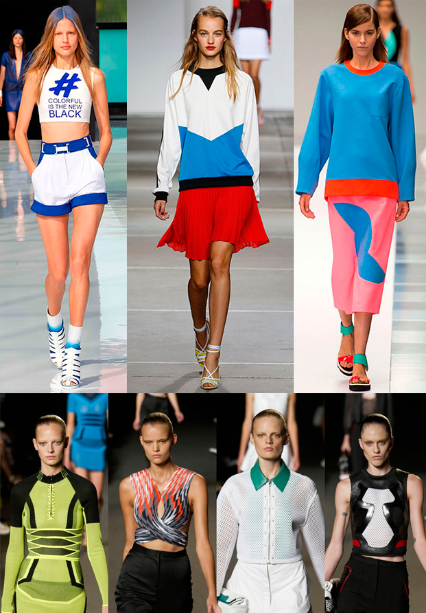 Tendencia: Sport Couture
