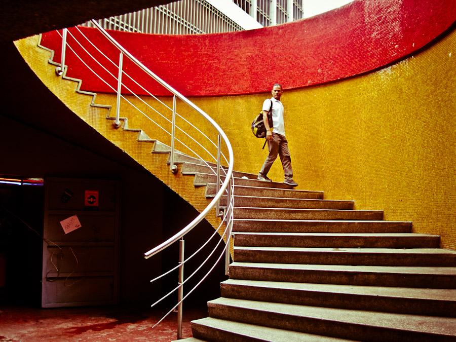 Stair Trek   1