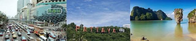 Paket Tour Murah ke Thailand 2013