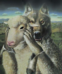 Cuidado com os lobos!