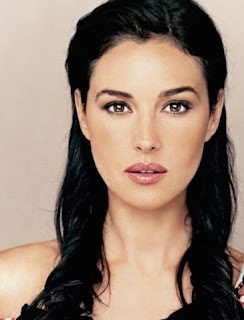 Publicity still for actress Monica Bellucci