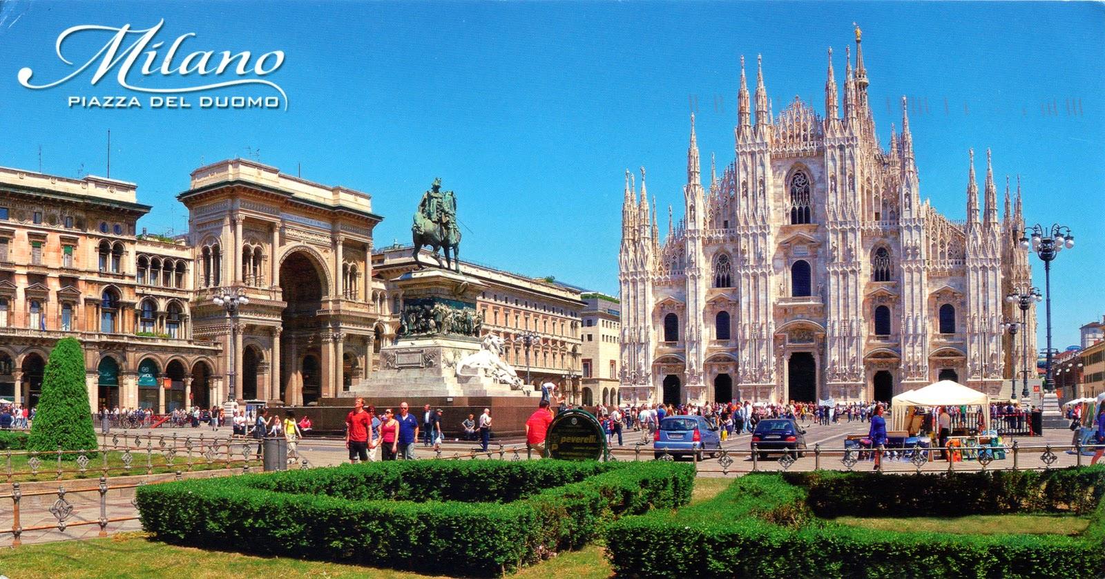 Milan Italy  city photos : ITALY Milano Duomo 1