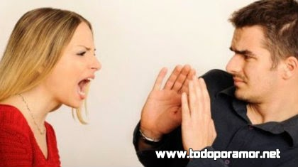 ¿Como evitar discusiones con tu pareja?