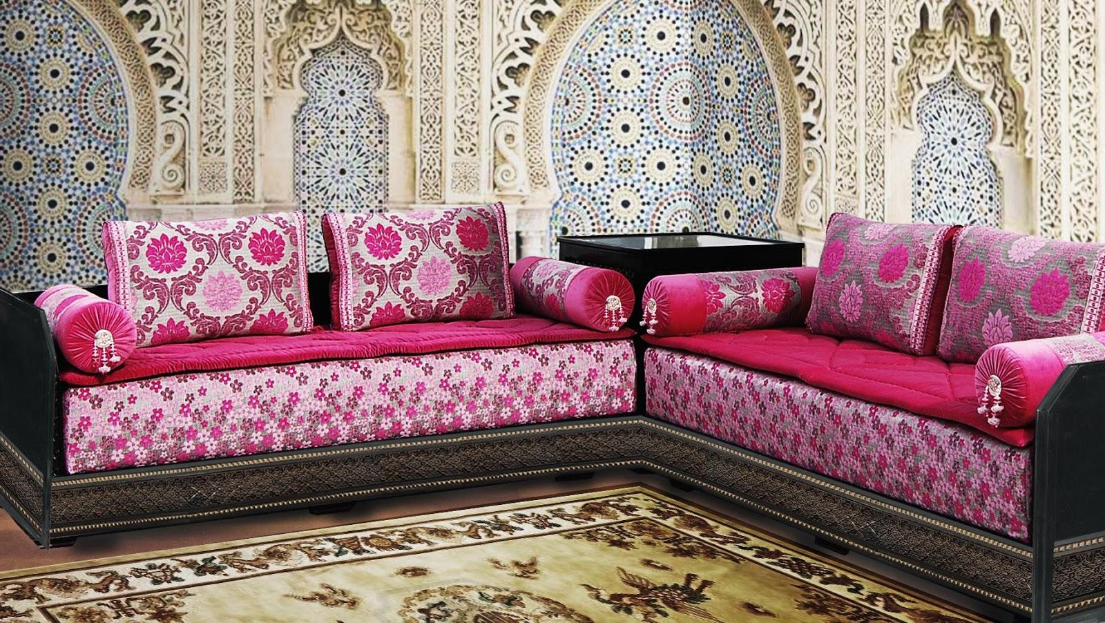 Conseils d co et relooking salon marocain design exceptionnel - Style de salon marocain ...