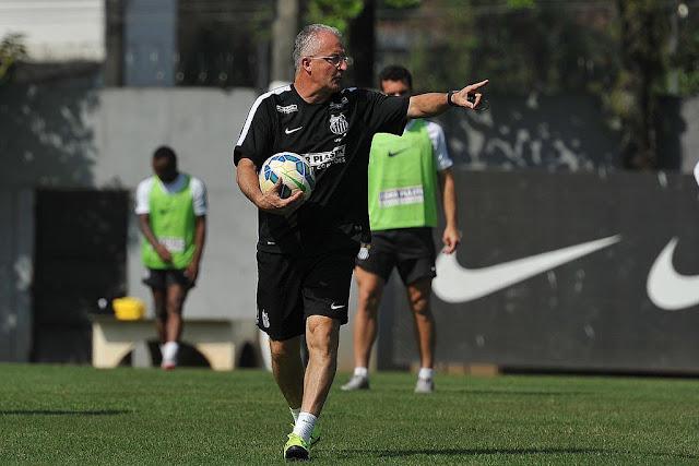 """""""Tocou na mão, tem que ser falta"""", declarou Dorival sobre o tipo de lance que vem gerando polêmica neste Brasileirão (Foto: Ivan Storti/Santos FC)"""