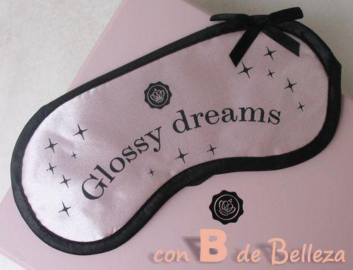 Caja de Octubre de Glossy Box