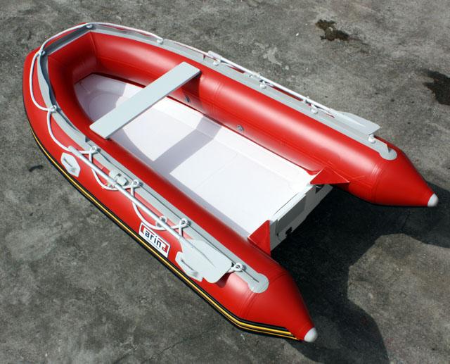 Perahu karet 4-5 penumpang