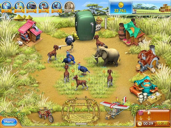 Farm Frenzy 10 in 1 Bundle Screenshot 2 Farm Frenzy 10 in 1 Bundle ISO RAiN