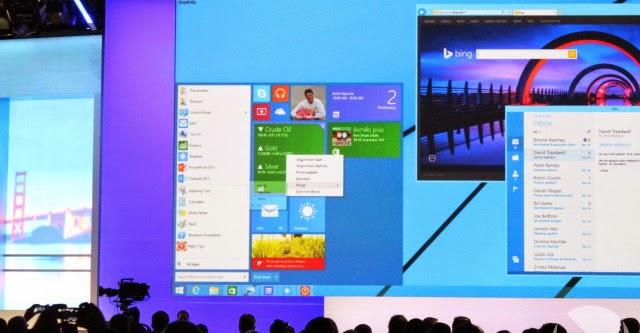 Windows 9 sẽ ra mắt vào ngày 30/9?