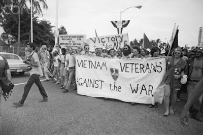Protestas contra la Guerra de Vietnam