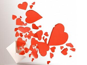 Jolies lettre d'amour romantique