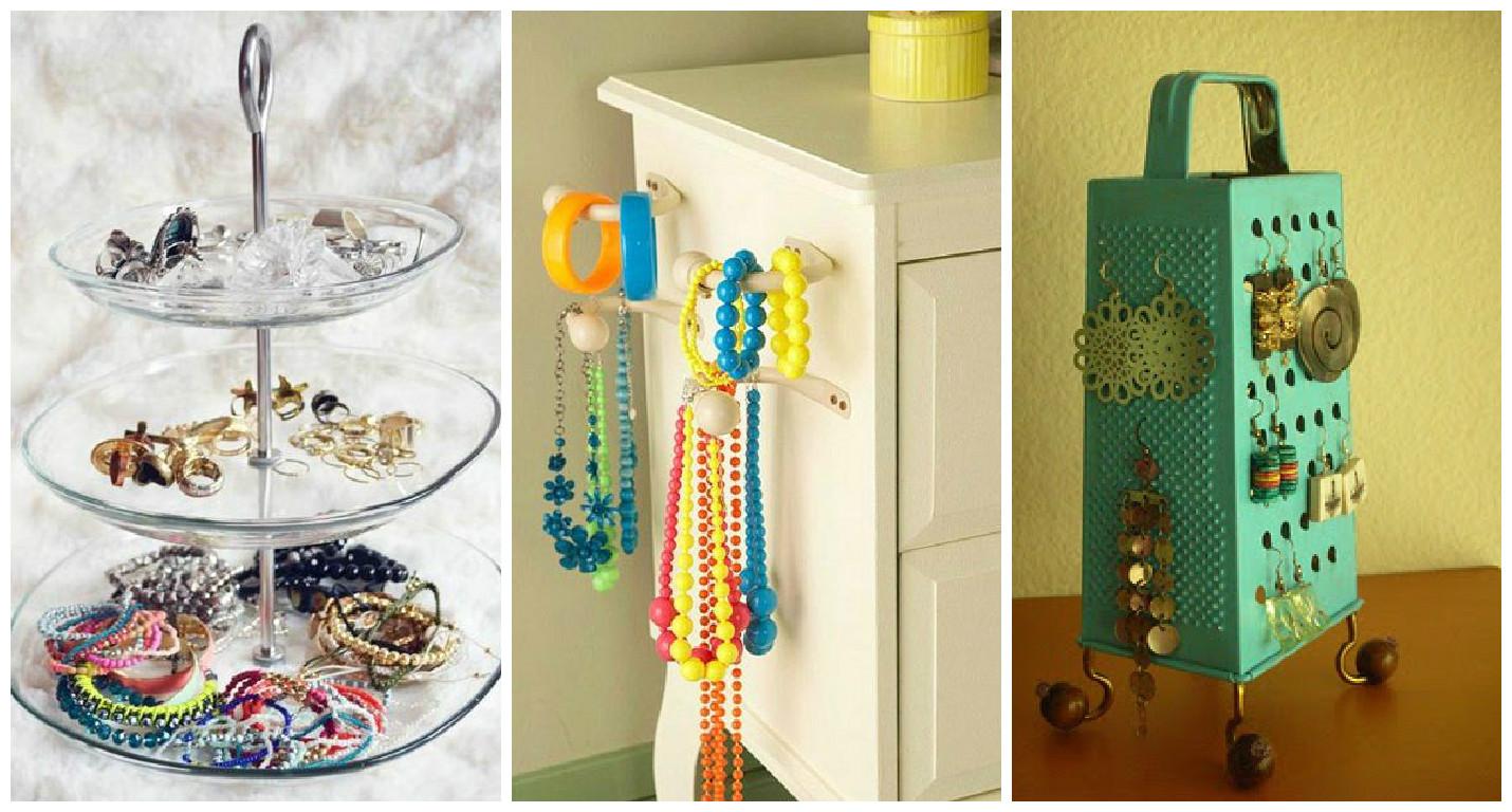 Cómo organizar mis accesorios en casa ~ cositasconmesh