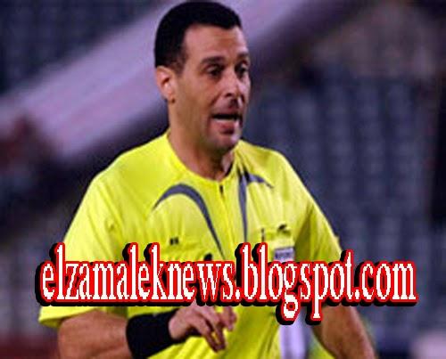عصام عبد الفتاح رئيس لجنة الحكام بالإتحاد المصري لكرة القدم
