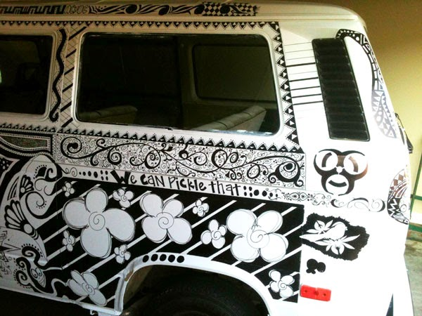 decorating-car