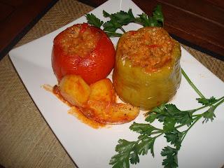 Фаршированные перцы на зиму пошаговый рецепт с фото