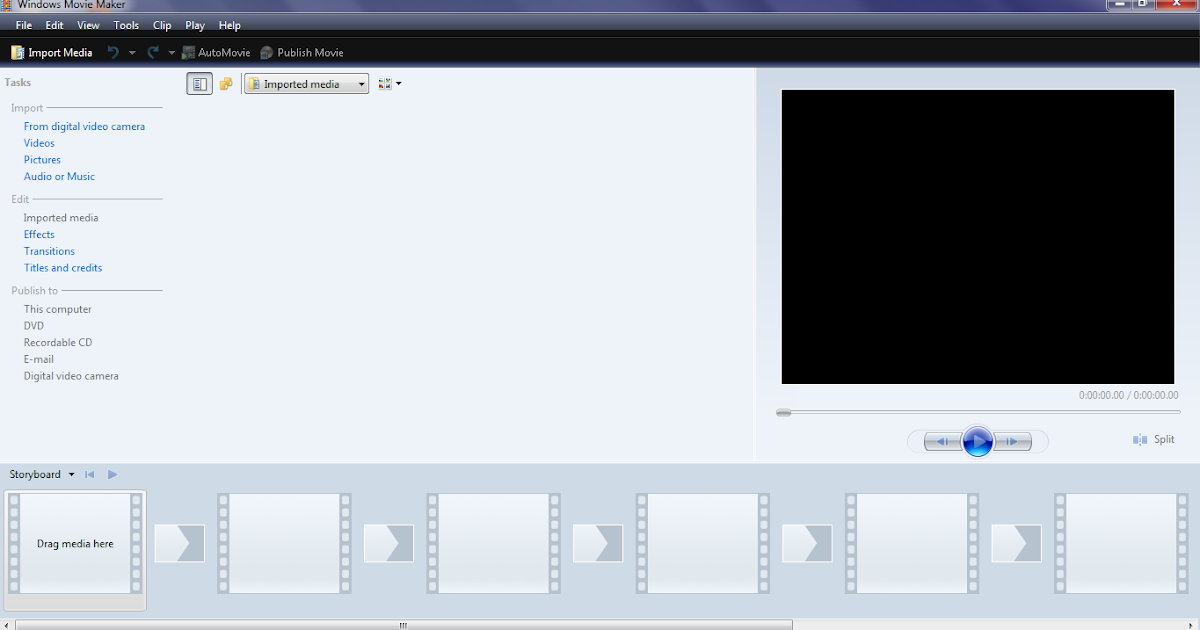 download windows movie maker 6 1 cv