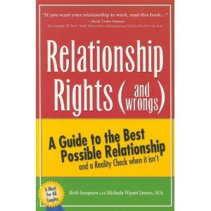 Relationship Rights (and wrongs)