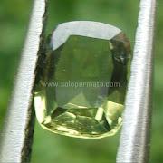 Batu Permata Green Sapphire Ceylon - SP809