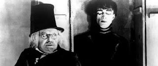 Fotograma de El gabinete del doctor Caligari