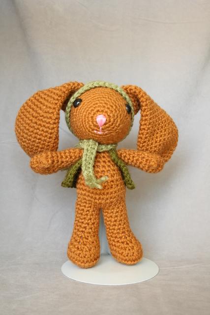 Amigurumi Rabbit Ears : Comfort Creatures Crochet: Sarsel-gurumi (Part 2)