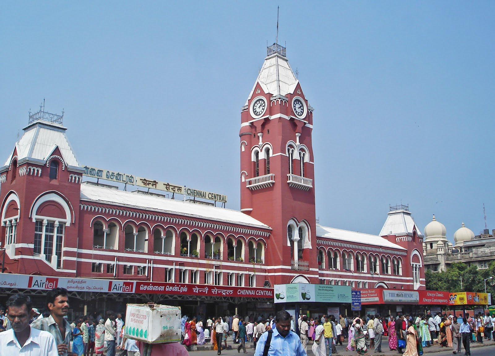 Picturespool Chennai City Pictures