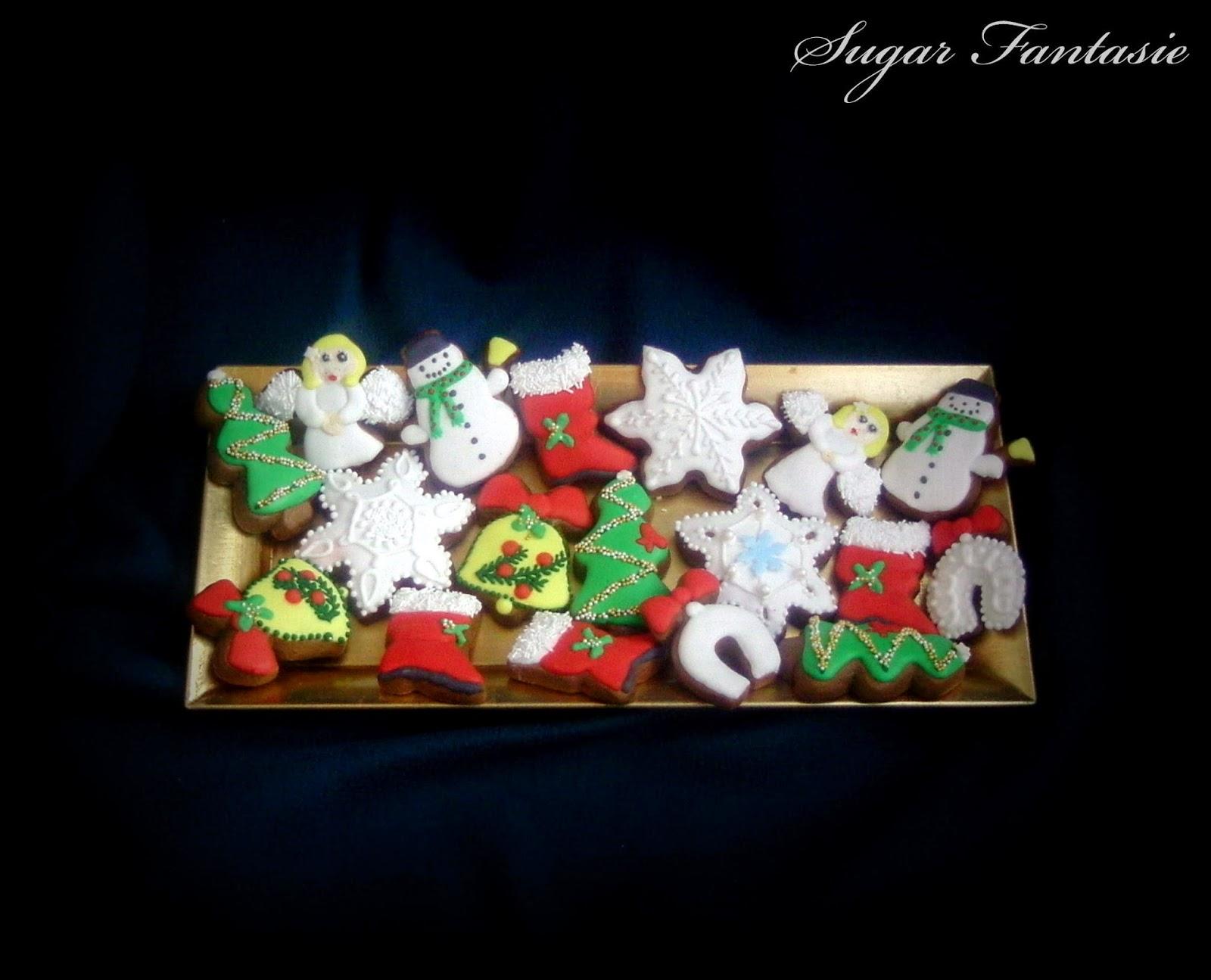 karácsonyi mézeskalács