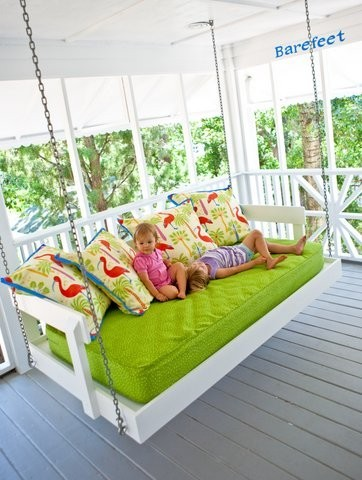 hanging porch swings