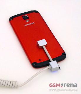 Inilah Foto Penampakan Galaxy S4 Active