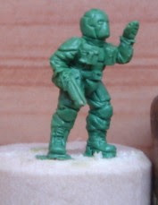 Miniature from Armies Army