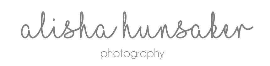 Alisha Hunsaker Photography