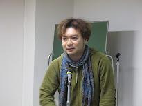 井佐哲郎        (本気トークを始めました。青年革新懇)