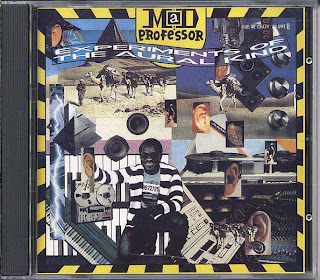 Mad Professor - Dub Me Crazy Pt.8: Experiments Of The Aural Kind