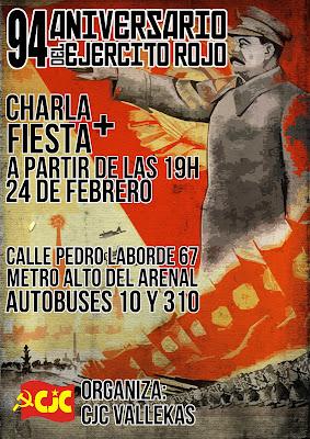 [Madrid] Semana cargada de actos comunistas Cjcvk