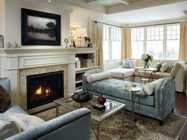 2013 Fireplace Design Ideas By Candice Olson | Modern Furniture Design