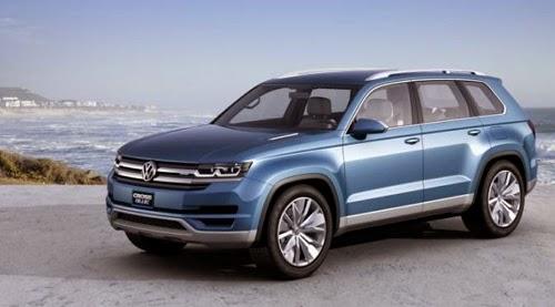 3 SUV Anyar VW Menetas Tahun Depan