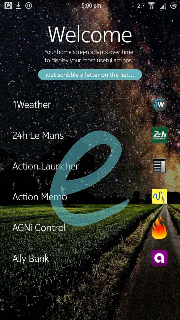 z-launcher-screenshot-1
