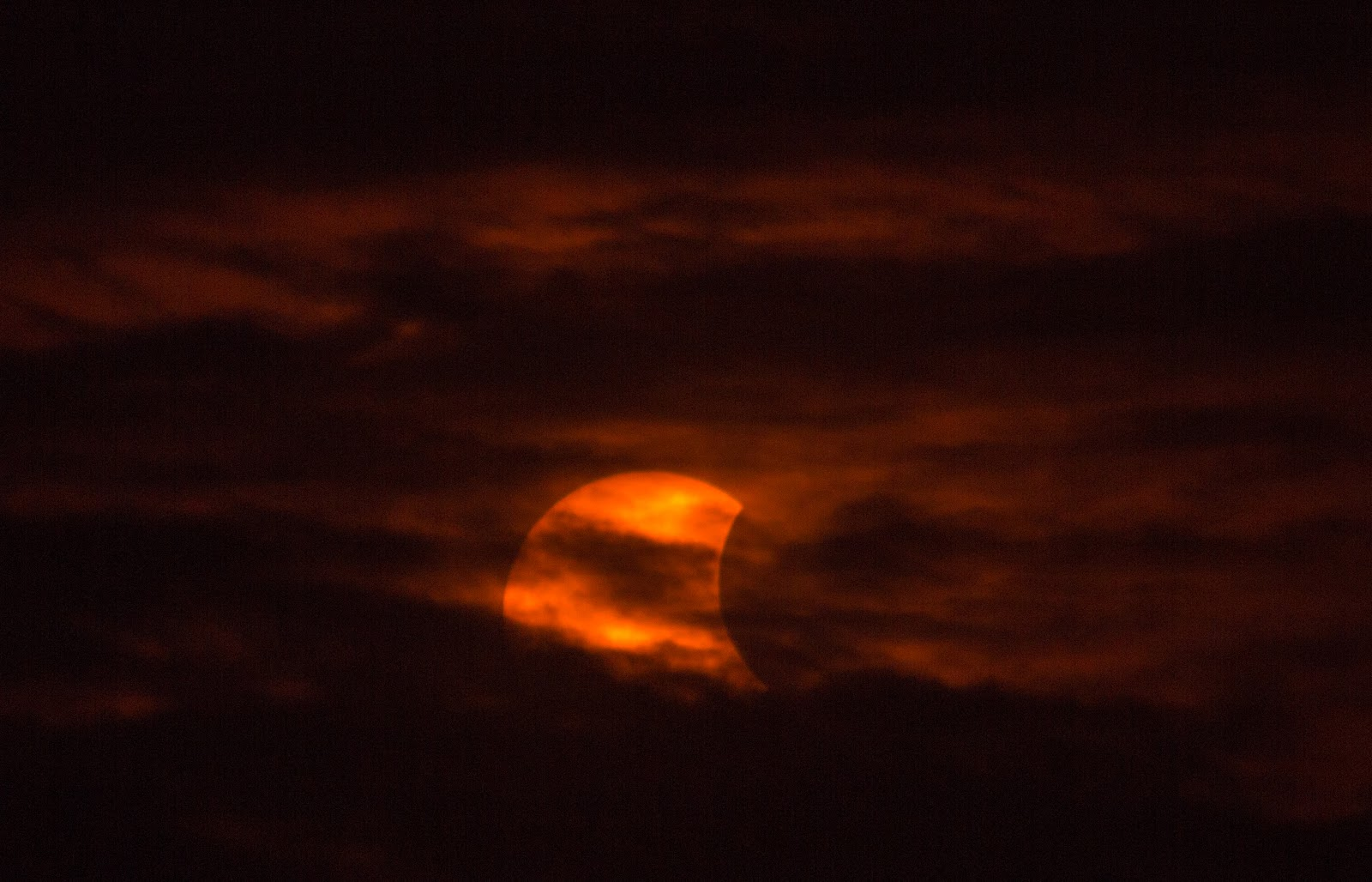 October 23 Partial Solar Eclipse